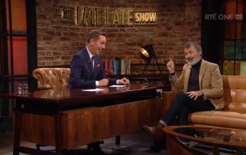 "Tommy Tiernan: ""We have a gay Taoiseach, it's not that long ago we weren't allowed be left handed"""