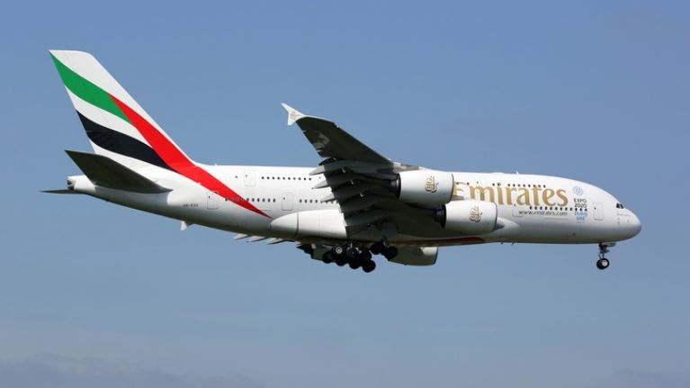 Emirates looking to hire cabin crew in Dublin and Cork for