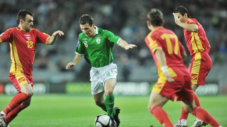 Outpouring of support from former teammates as Liam Miller battles pancreatic cancer
