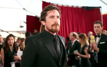Christian Bale has gone full Christian Bale in preparation for his latest role