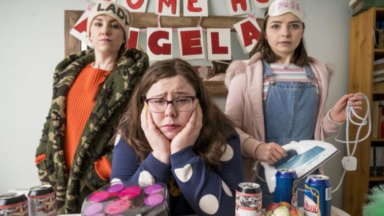 It seemed like everyone tuned in for RTÉ's new comedy Nowhere Fast, and everyone loved it