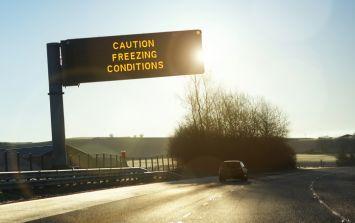 Met Éireann nationwide weather warning in effect until tomorrow