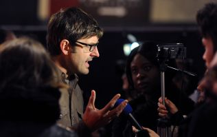 PIC: Spot-on lookalike gives Louis Theroux an identity crisis