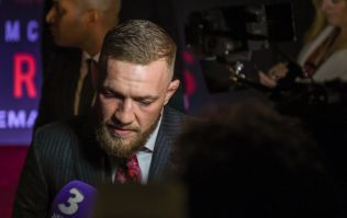 Conor McGregor makes classy donation to Dublin homeless charity