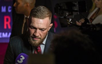Conor McGregor has broken his silence on his plans for 2018