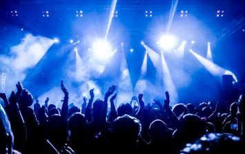 "Ticketmaster reveal the ""best"" Irish gig of 2017"