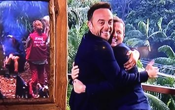 Viewers adored Dec's Ant joke that kick-started I'm a Celebrity... Get Me Out of Here!