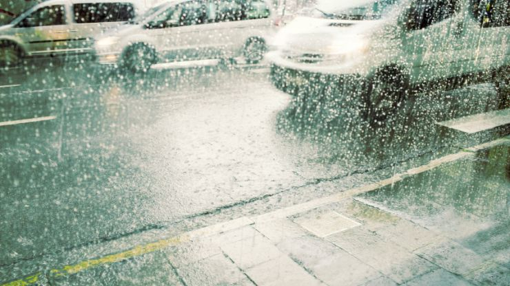Status Yellow rainfall warning issued for 11 counties