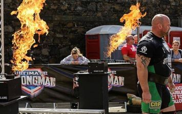 Ireland's strongest man wins event at World Strongman competition with 520kg deadlift