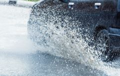 Several roads throughout Ireland are impassable due to flooding this morning