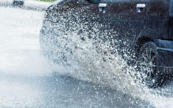 Met Éireann have issued an updated rainfall warning for 11 counties