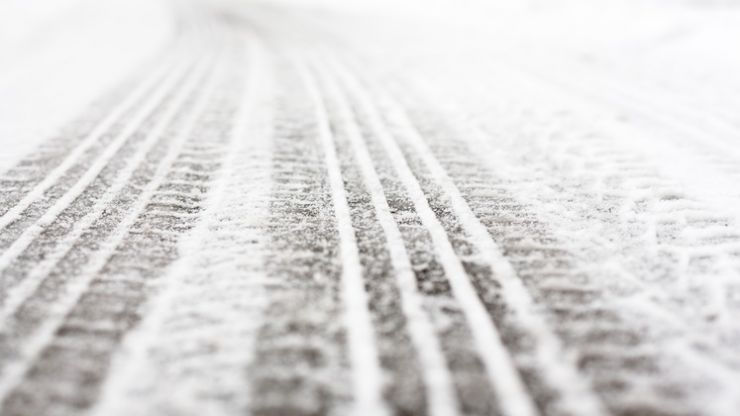 Several roads around the country are impassable as most of Ireland is covered in snow