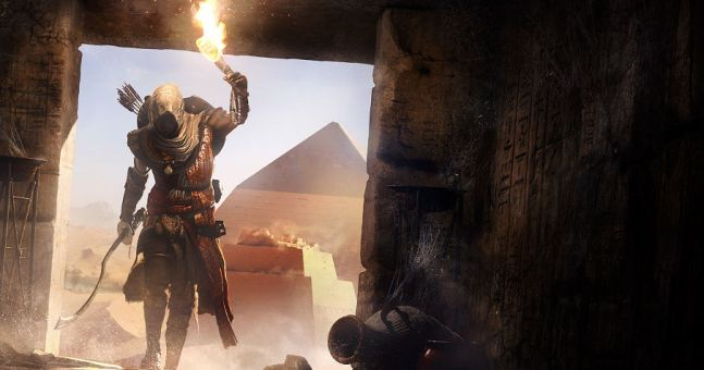 COMPETITION: Win a copy of Assassin's Creed Origins – God's Edition for the Xbox One