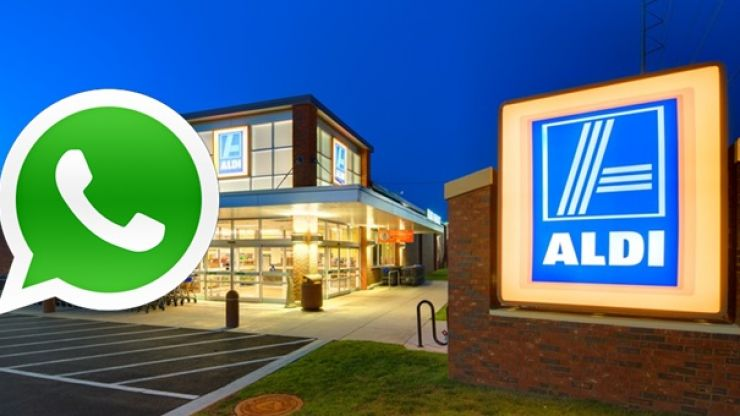 Aldi Ireland warn customers about fake voucher scam doing the rounds on WhatsApp