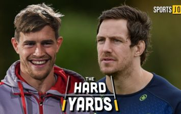Andrew Trimble, Mike McCarthy and Adam Redmond on The Hard Yards