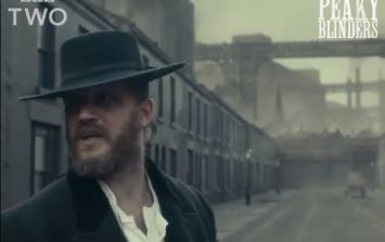 WATCH: The great Tom Hardy makes his long-awaited return to Peaky Blinders this week