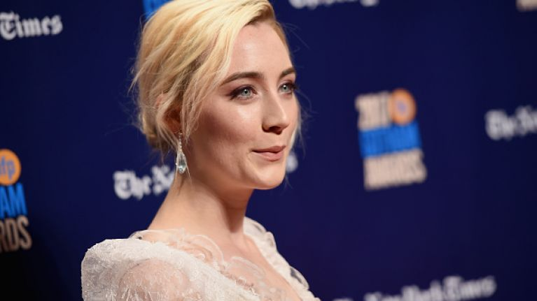 Saoirse Ronan's Saturday Night Live appearance is way more embarrassing for America than it is for Ireland