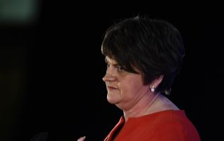 Arlene Foster won't be meeting the Pope during his visit to Ireland