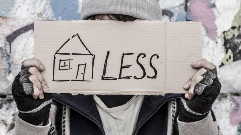 New report breaks down the number of homeless people in every county in Ireland
