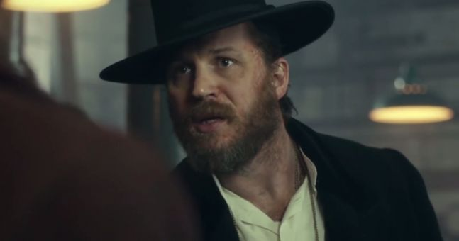 Peaky Blinders fans loved one particular scene as Tom Hardy returned in style