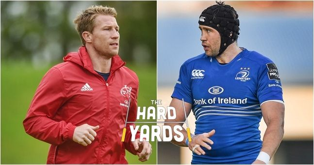 Jerry Flannery and Kevin McLaughlin on The Hard Yards