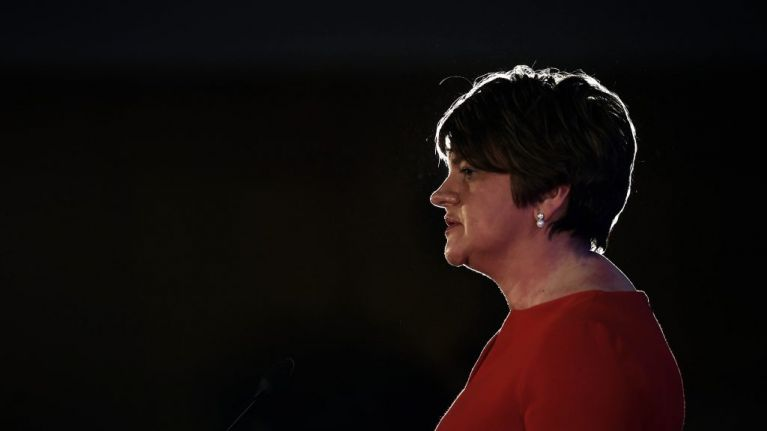 Arlene Foster calls for Direct Rule from London as Northern Ireland talks collapse
