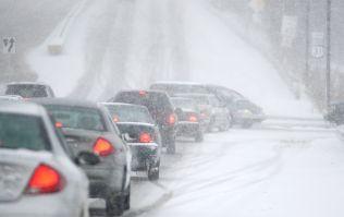 Met Éireann issue update on snow/ice warning for Ireland