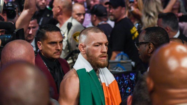 Conor McGregor vs. Manny Pacquiao has just got one step closer