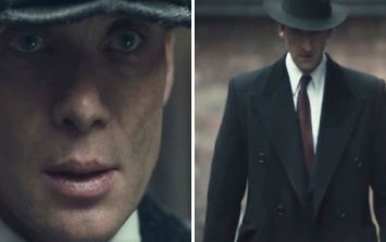The trailer for the next Peaky Blinders episode promises an epic standoff