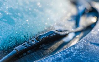 Ahead of tonight's big freeze, here's a simple trick for defrosting your windscreen in seconds