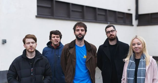 JOE's Song Of The Day #526: Silverbacks – 'Just For A Better View'
