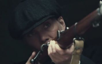 The trailer for the next Peaky Blinders episode is very intense