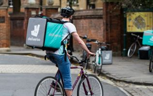 One Irish meal was the fourth most ordered thing from Deliveroo in 2018