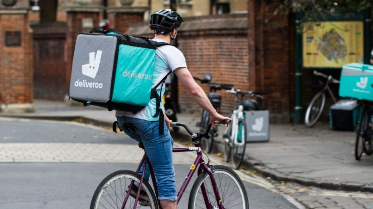 Deliveroo reveal the most popular takeaways being ordered to government departments