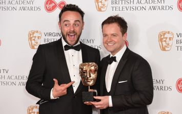 Dec to pay the perfect tribute to Ant on this weekend's Saturday Night Takeaway finale