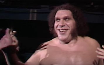 WATCH: The trailer for HBO's new André the Giant doc pays respect to one of wrestling's biggest names