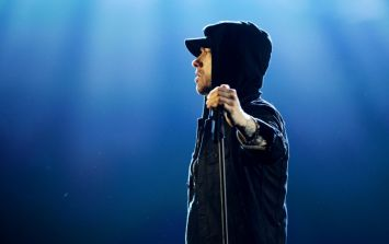 WATCH: Eminem and Ed Sheeran's 'River' described as 'the best music video out there'