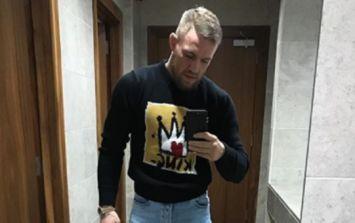 Conor McGregor confirms next move