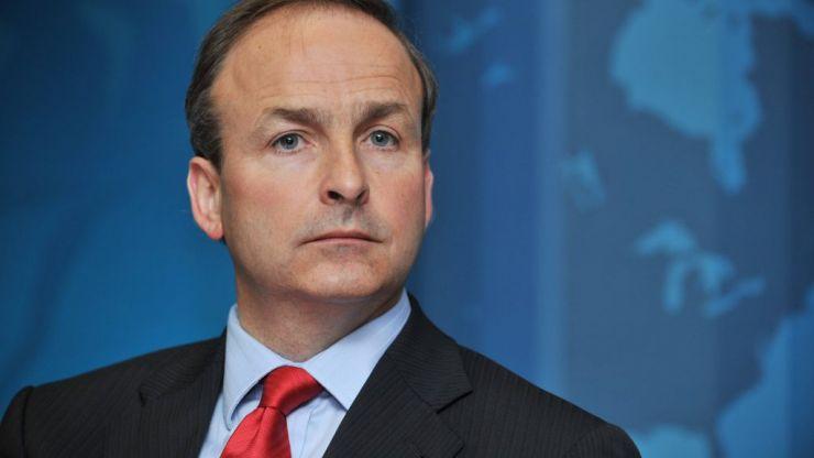 "NPHET has ""emergency brake"" if reopening goes ""off track"", says Micheál Martin"