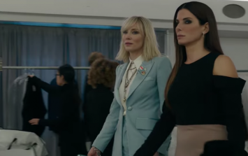 #TRAILERCHEST: Sandra Bullock shows her brother George Clooney how it's done in Ocean's 8