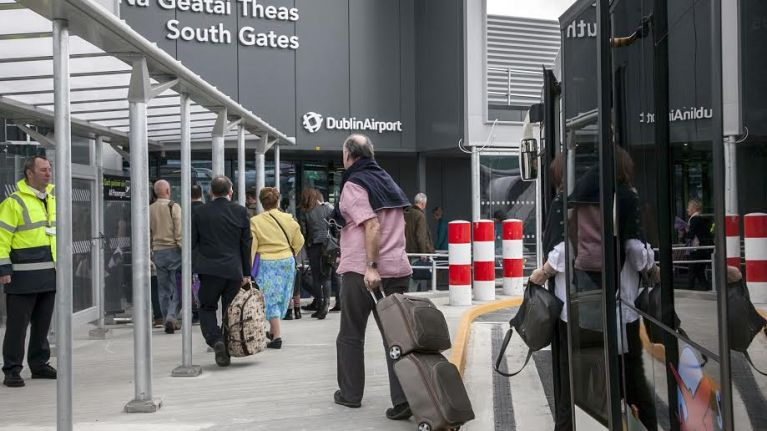 Dublin Airport has opened up its new South Gate boarding area