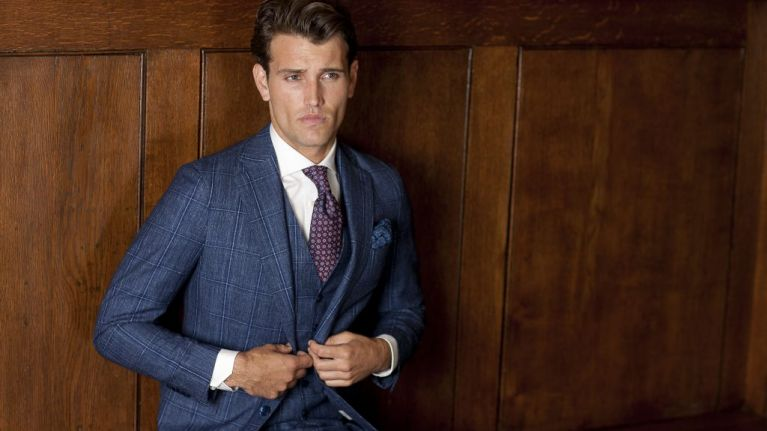 COMPETITION: We're giving away a luxury Louis Copeland suit to one lucky winner (CLOSED)