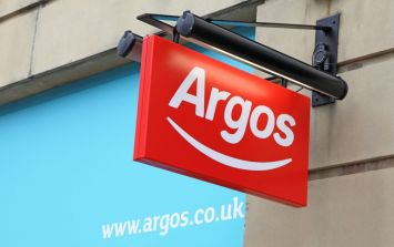 Argos Ireland issues urgent product recall following fears of 'electrical shock and burn risk'