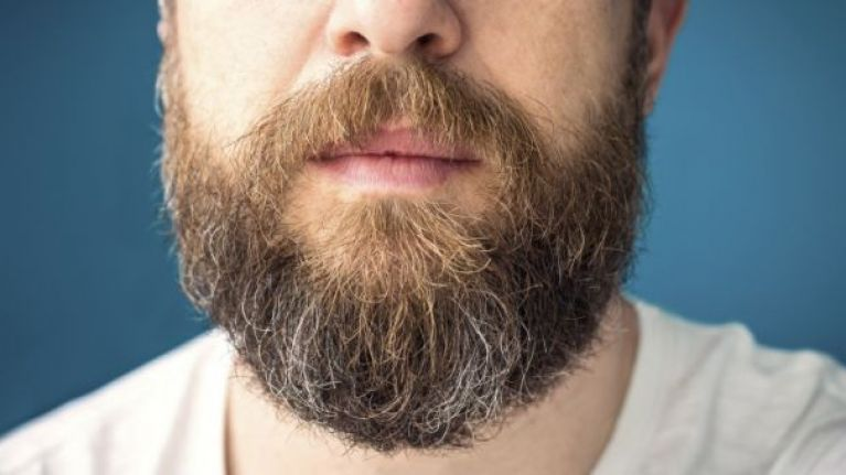 Bearded men wanted for a job that pays more than €30-an-hour