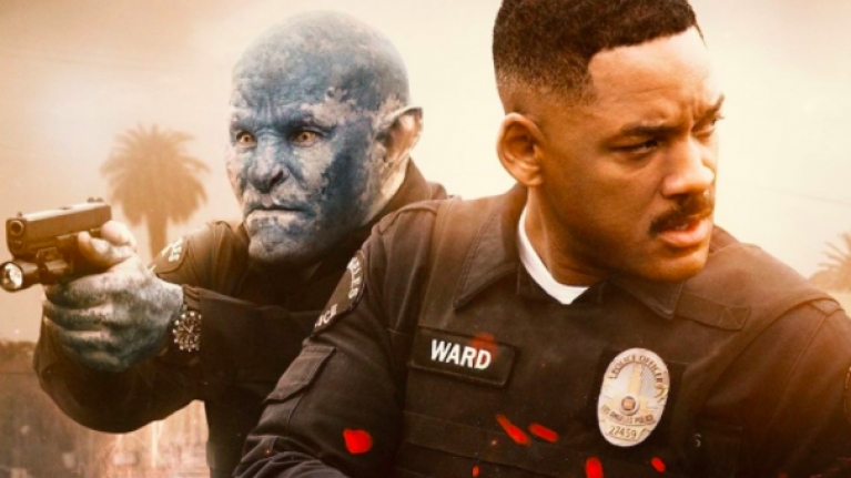 #TRAILERCHEST: The thrilling official trailer for Bright has landed