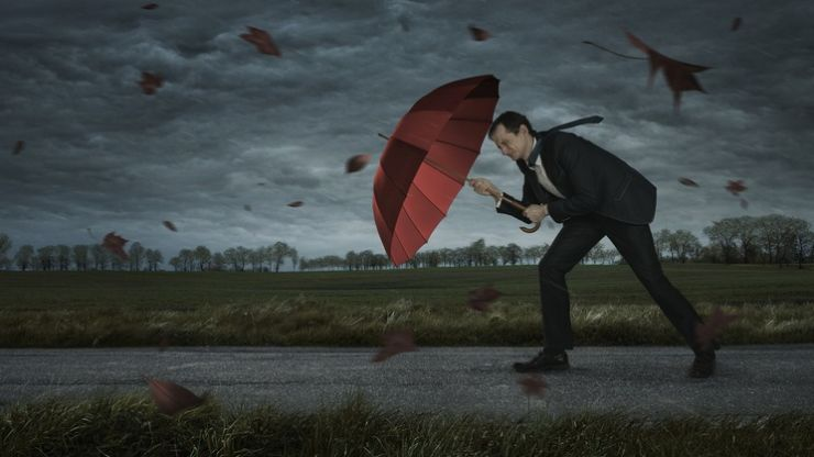 Met Éireann issue wind warning for three counties