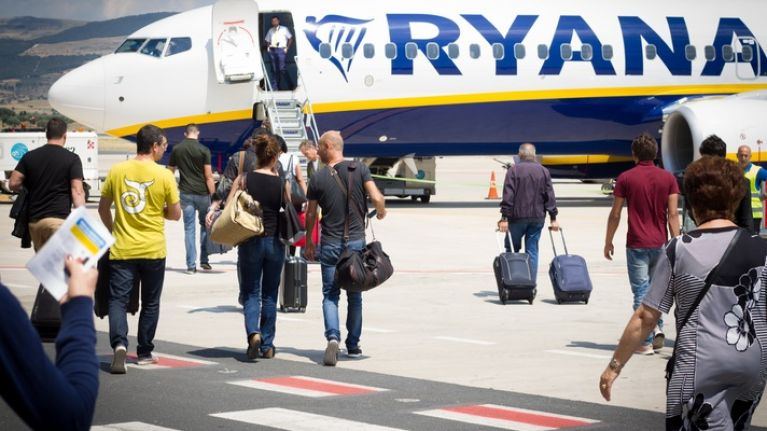 Ryanair to cancel up to 30 Irish flights this Thursday