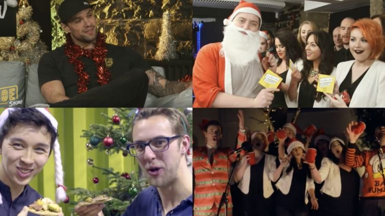 #TheJOEShow Christmas Special - Episode 33