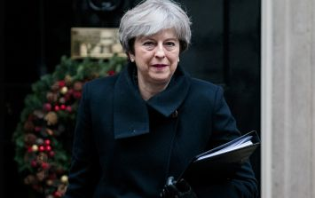 Theresa May considering controversial 'fast-track register' plan for people crossing Irish border