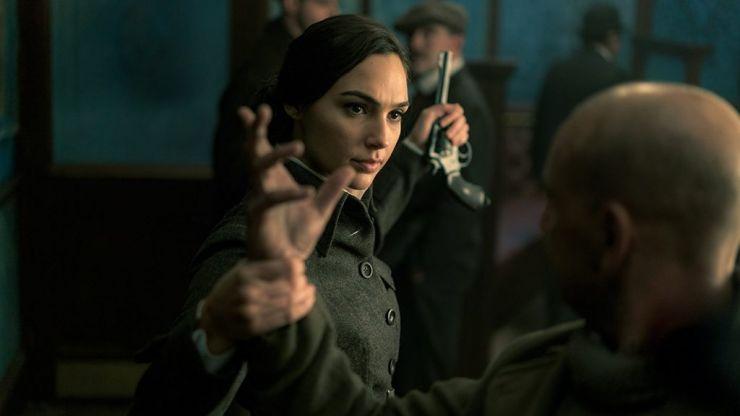 The Top Ten Movies of 2017 - #08 - Wonder Woman